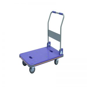 Carretilla con plataforma manual PTE-A15