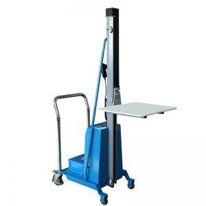Posicionador de trabajo equilibrado E100R