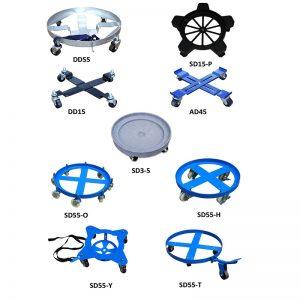 Carro de tambor SD3-5