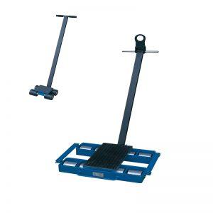 Patines orientables para trabajo pesado ST30