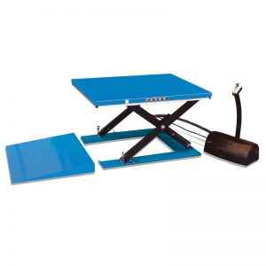 HY1001 low profile electric lift table